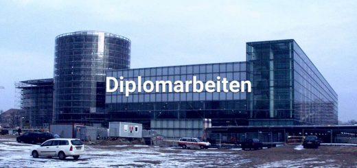 An der TU Dresden betreute Diplomarbeiten