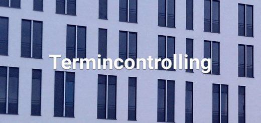 Grundlagen des praktischen Termincontrollings