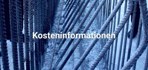 Internetbasiertes Kosteninformationssystem für Brückenbauwerke