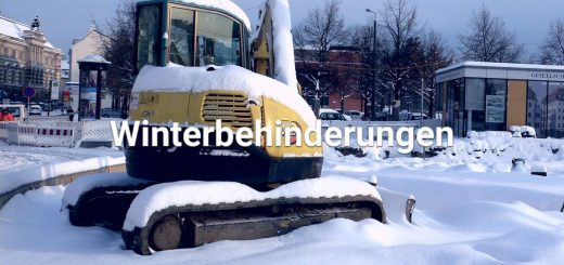 Heilfort, Behinderungen wegen Winterwetters? Baumarkt + Bauwirtschaft, Heft 12/2010, S. 50 - 53